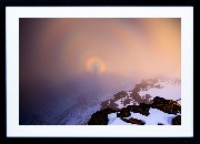 Framed Print - Brocken Spectre
