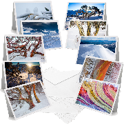 Kosciuszko Landscapes - Greeting Cards (Pack of 10)