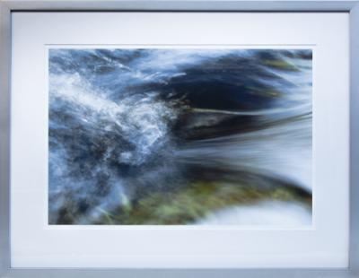 Framed Print - Stream Detail