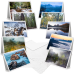 Tasmanian Landscapes - Greeting Cards (Pack of 10)